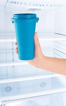 Magic Freez Slushy Eisbecher, blau - das Original