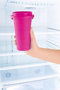 Magic Freez Slushy Eisbecher, magenta - das Original - Produktdetailbild 1