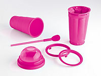 Magic Freez Slushy Eisbecher, magenta - das Original - Produktdetailbild 5