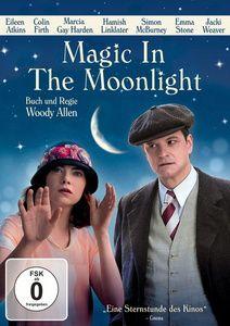 Magic in the Moonlight, Woody Allen