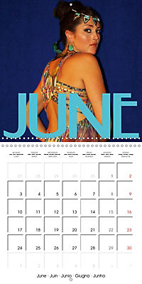 Magic Lantern Studio Vintage Glamour Calendar 2019 (Wall Calendar 2019 300 × 300 mm Square) - Produktdetailbild 6