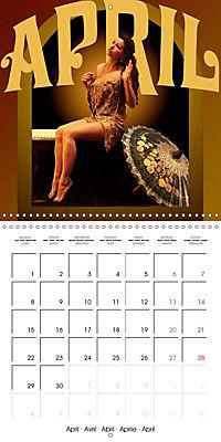 Magic Lantern Studio Vintage Glamour Calendar 2019 (Wall Calendar 2019 300 × 300 mm Square) - Produktdetailbild 4