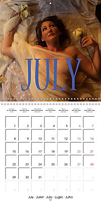 Magic Lantern Studio Vintage Glamour Calendar 2019 (Wall Calendar 2019 300 × 300 mm Square) - Produktdetailbild 7
