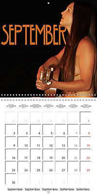 Magic Lantern Studio Vintage Glamour Calendar 2019 (Wall Calendar 2019 300 × 300 mm Square) - Produktdetailbild 9