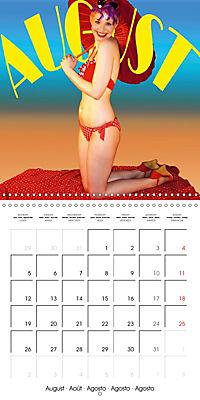 Magic Lantern Studio Vintage Glamour Calendar 2019 (Wall Calendar 2019 300 × 300 mm Square) - Produktdetailbild 8