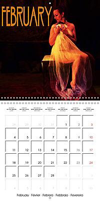 Magic Lantern Studio Vintage Glamour Calendar 2019 (Wall Calendar 2019 300 × 300 mm Square) - Produktdetailbild 2