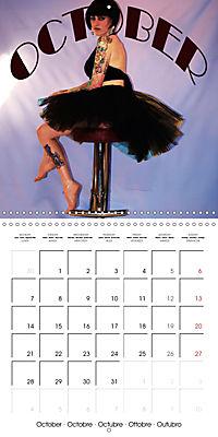 Magic Lantern Studio Vintage Glamour Calendar 2019 (Wall Calendar 2019 300 × 300 mm Square) - Produktdetailbild 10