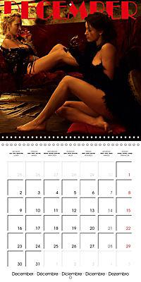 Magic Lantern Studio Vintage Glamour Calendar 2019 (Wall Calendar 2019 300 × 300 mm Square) - Produktdetailbild 12