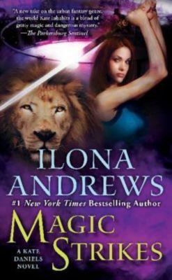 Magic Strikes, Ilona Andrews