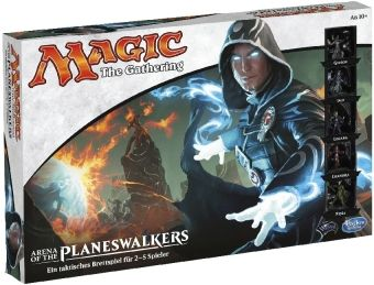 Magic: The Gathering - Arena of the Planeswalkers (Spiel)