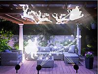Magic Vision X-Mas-Motiv-LED Strahler 3er-Set - Produktdetailbild 3