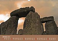 Magical Avebury and Stonehenge (Wall Calendar 2019 DIN A3 Landscape) - Produktdetailbild 1