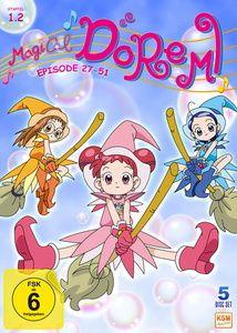 Magical Doremi, Episode 27-51, N, A