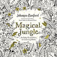 Mein Zauberwald Buch Von Johanna Basford Portofrei