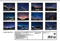 Magical Night Skies (Wall Calendar 2019 DIN A3 Landscape) - Produktdetailbild 13