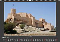 Magical Oman UK Version (Wall Calendar 2019 DIN A3 Landscape) - Produktdetailbild 3