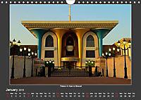 Magical Oman UK Version (Wall Calendar 2019 DIN A4 Landscape) - Produktdetailbild 1