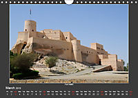 Magical Oman UK Version (Wall Calendar 2019 DIN A4 Landscape) - Produktdetailbild 3