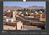 Magical Oman UK Version (Wall Calendar 2019 DIN A4 Landscape) - Produktdetailbild 5
