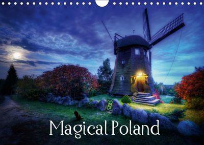 Magical Poland (Wall Calendar 2019 DIN A4 Landscape), Adam Jurgilewicz