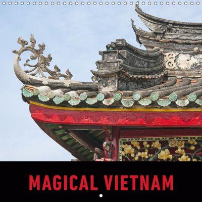 Magical Vietnam (Wall Calendar 2019 300 × 300 mm Square), Martin RIstl