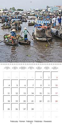 Magical Vietnam (Wall Calendar 2019 300 × 300 mm Square) - Produktdetailbild 2