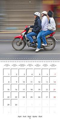 Magical Vietnam (Wall Calendar 2019 300 × 300 mm Square) - Produktdetailbild 4