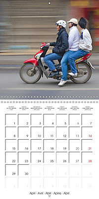 Magical Vietnam (Wall Calendar 2019 300 × 300 mm Square) - Produktdetailbild 4