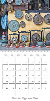 Magical Vietnam (Wall Calendar 2019 300 × 300 mm Square) - Produktdetailbild 3
