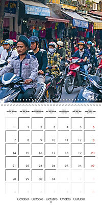 Magical Vietnam (Wall Calendar 2019 300 × 300 mm Square) - Produktdetailbild 10