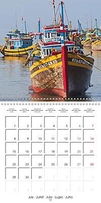 Magical Vietnam (Wall Calendar 2019 300 × 300 mm Square) - Produktdetailbild 7