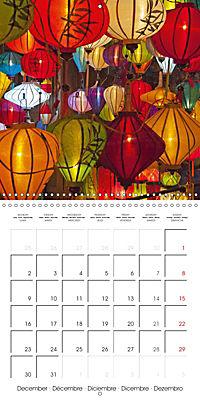 Magical Vietnam (Wall Calendar 2019 300 × 300 mm Square) - Produktdetailbild 12