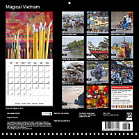 Magical Vietnam (Wall Calendar 2019 300 × 300 mm Square) - Produktdetailbild 13