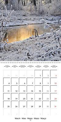 Magical Winter Impressions (Wall Calendar 2019 300 × 300 mm Square) - Produktdetailbild 3
