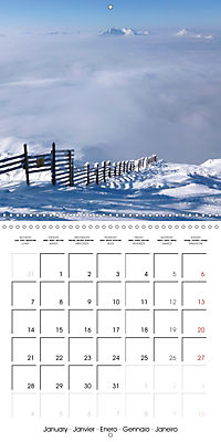 Magical Winter Impressions (Wall Calendar 2019 300 × 300 mm Square) - Produktdetailbild 1