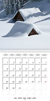 Magical Winter Impressions (Wall Calendar 2019 300 × 300 mm Square) - Produktdetailbild 7