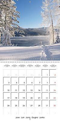 Magical Winter Impressions (Wall Calendar 2019 300 × 300 mm Square) - Produktdetailbild 6
