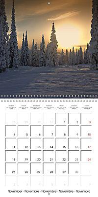 Magical Winter Impressions (Wall Calendar 2019 300 × 300 mm Square) - Produktdetailbild 11