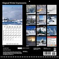 Magical Winter Impressions (Wall Calendar 2019 300 × 300 mm Square) - Produktdetailbild 13