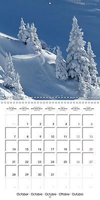 Magical Winter Impressions (Wall Calendar 2019 300 × 300 mm Square) - Produktdetailbild 10