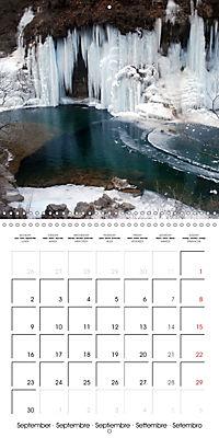 Magical Winter Impressions (Wall Calendar 2019 300 × 300 mm Square) - Produktdetailbild 9
