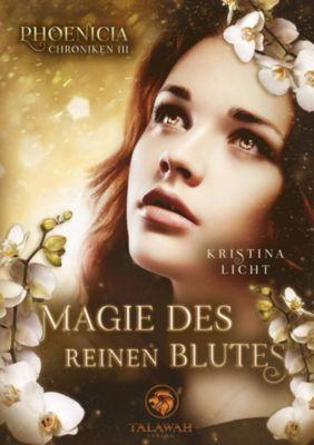 Magie des reinen Blutes, Kristina Licht