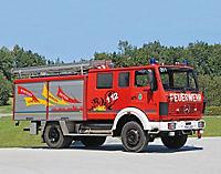Magirus Feuerwehrfahrzeuge - Produktdetailbild 4