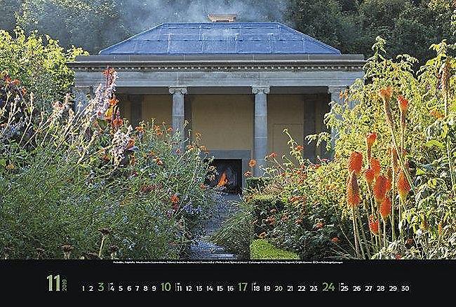 Magische Gärten 2019 Kalender Günstig Bei Weltbildde Bestellen