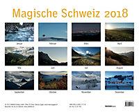 Magische Schweiz Kalender 2018 - Produktdetailbild 3