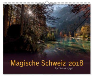 Magische Schweiz Kalender 2018
