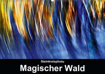 Magischer Wald (Wandkalender 2019 DIN A2 quer), Jürgen Lüno - Steinkreisphoto