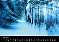 Magischer Wald (Wandkalender 2019 DIN A2 quer) - Produktdetailbild 1