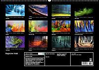 Magischer Wald (Wandkalender 2019 DIN A2 quer) - Produktdetailbild 13