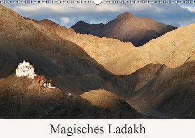 Magisches Ladakh (Wandkalender 2019 DIN A3 quer), Bernd Becker